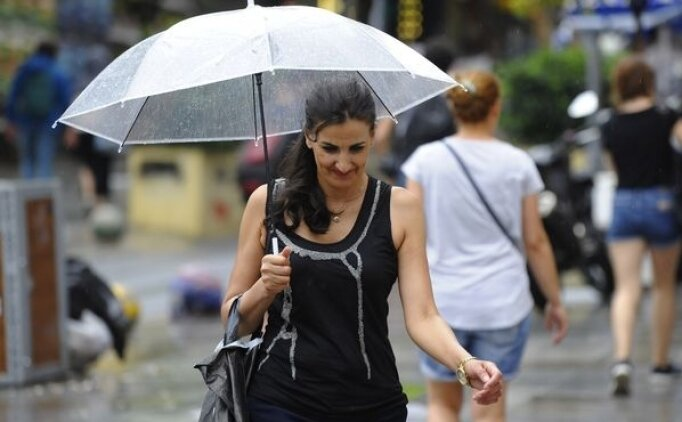 Bugün yağmur yağacak mı, bugün yağmur var mı? (23 Eylül Çarşamba)