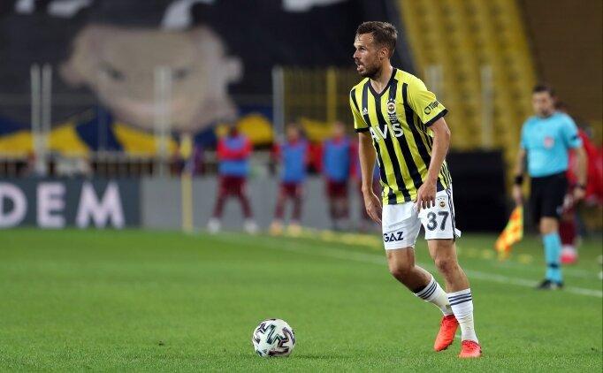 Fenerbahçe'de Sosa ve Novak'a özel program!