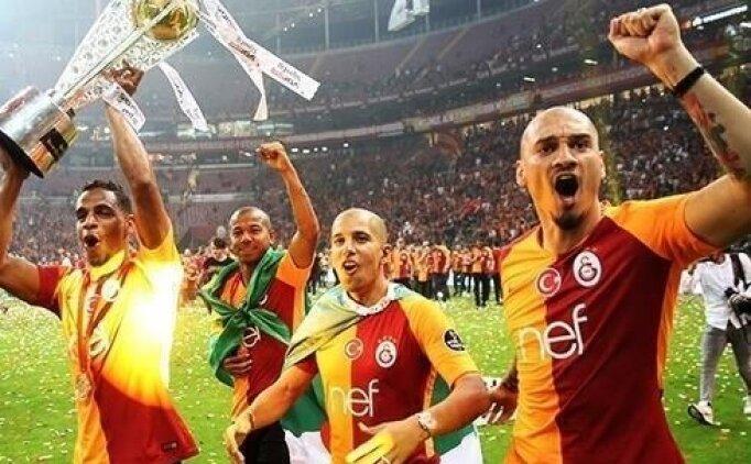 Galatasaray, Maicon'u geri çağırdı!