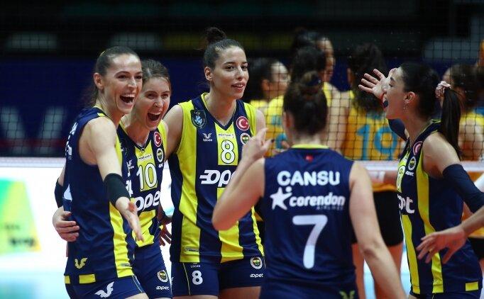 Fenerbahçe Opet, PTT'yi rahat geçti