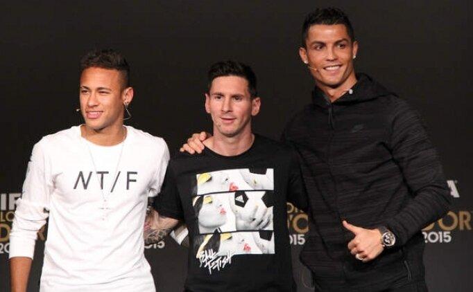 Messi, Ronaldo ve MLS!
