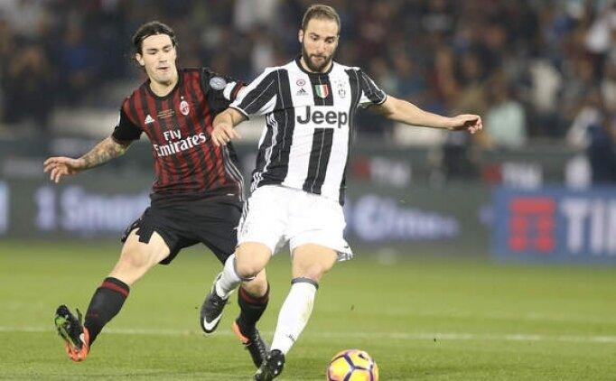 Bilyoner ile maç önü: Milan - Juventus