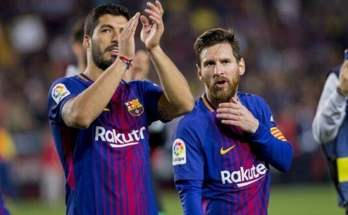 Lionel Messi: 'Artık hiçbir şeye şaşırmıyorum'