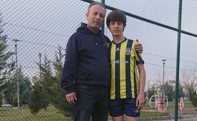 Fenerbahçe'de 15 yaşında bir genç: Arda Güler!