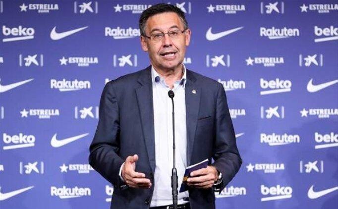 Barcelona'da 6 yönetici istifa etti