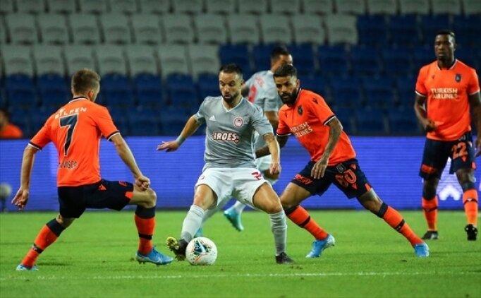 Valbuena Olympiakos'la sözleşme yeniliyor