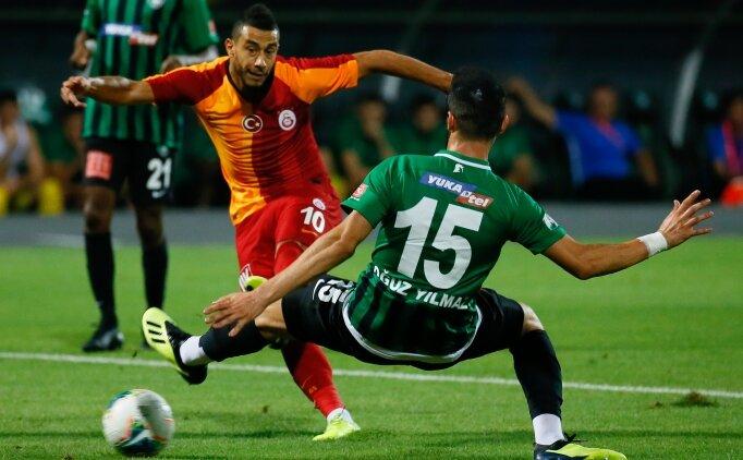 Galatasaray rövanşı almak istiyor