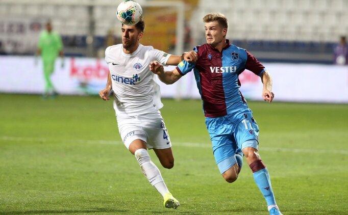 Trabzonspor - Kasımpaşa: Muhtemel 11'ler