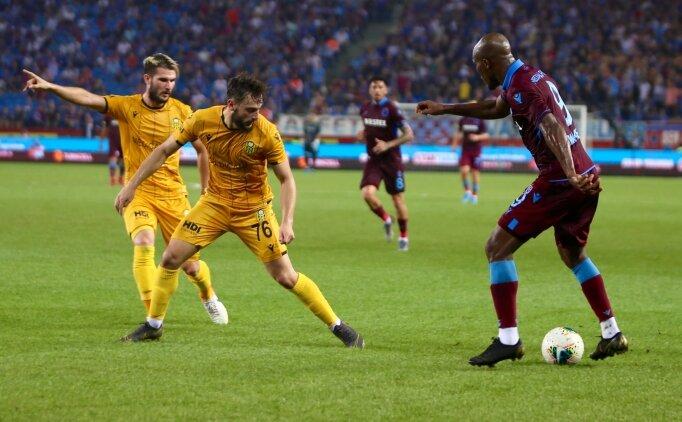 Yeni Malatyaspor - Trabzonspor: Muhtemel 11'ler
