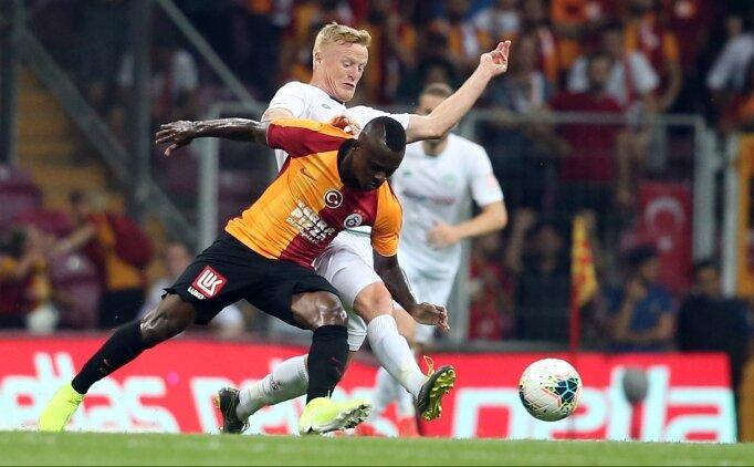 Galatasaray'da Nagatomo, Emre ve Jimmy kadroda yok!