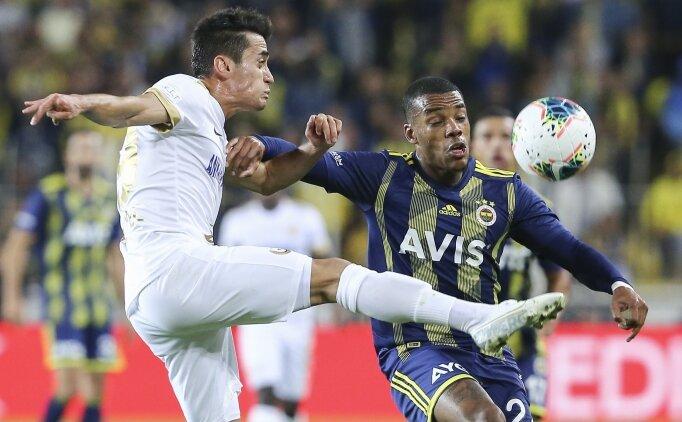 Fenerbahçe, Ankara'ya Rodrigues olmadan gidiyor