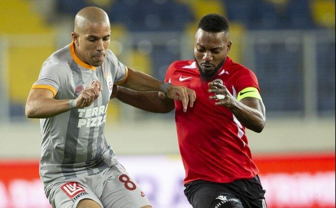 Galatasaray Gençlerbirliği muhtemel 11'leri