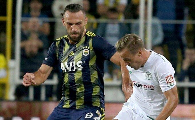 Fenerbahçe'den Konyaspor'a büyük fark