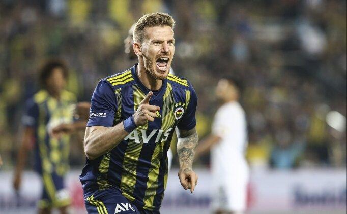 Serdar Aziz ve Tolga Ciğerci, Fenerbahçe'de yeniden doğdu!
