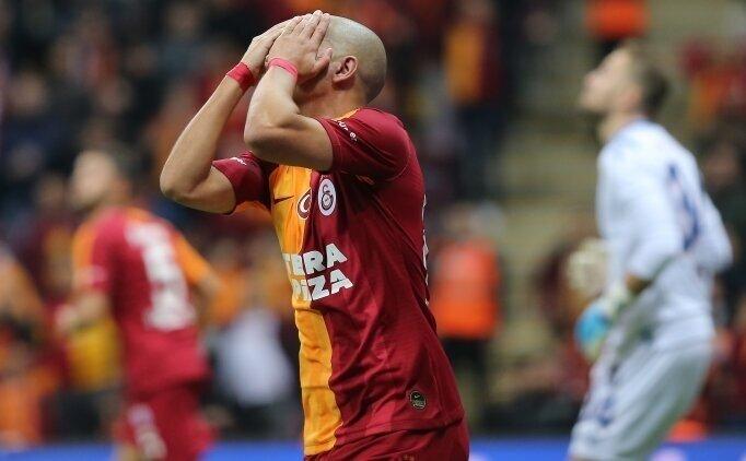 Galatasaray'da 3 oyuncuda 'sarı' alarm!