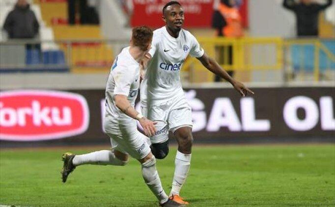 Kasımpaşa'dan Koita - Beşiktaş itirafı