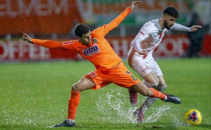 Antalyaspor - Alanyaspor: Muhtemel 11'ler