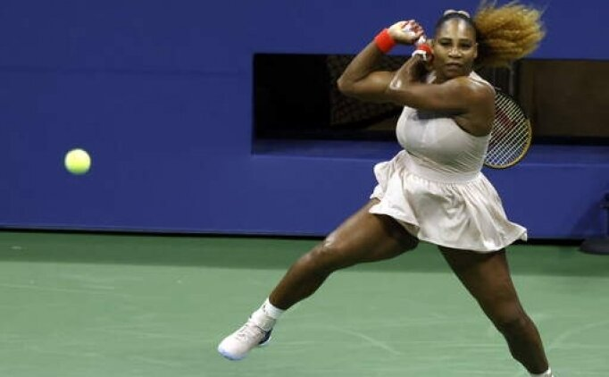 Serena Williams ve Medvedev 4. turda
