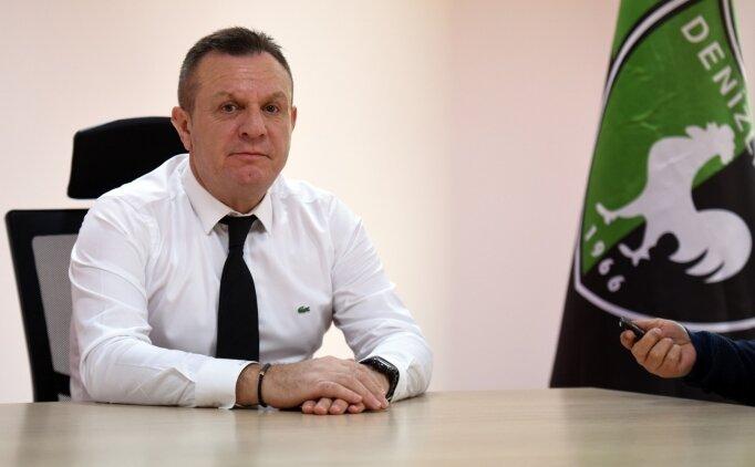 Denizlispor'un tesisleri yenilendi