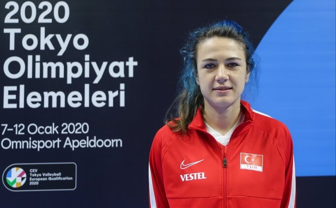 A Milli Kadın Voleybol Takımı'nda hedef olimpiyat vizesi
