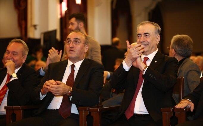 Galatasaray'da madalya günü ve divan kurulu beratı