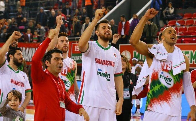 Pınar Karşıyaka 16. maçında 13. kez galip