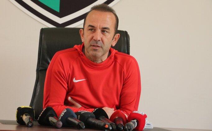 Mehmet Özdilek'ten TFF'ye fikstür tepkisi