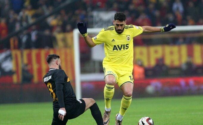 Kayserispor-Fenerbahçe maçından notlar