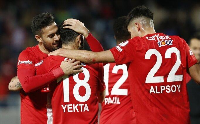 Türkiye Kupası'nda nefes kesen maç