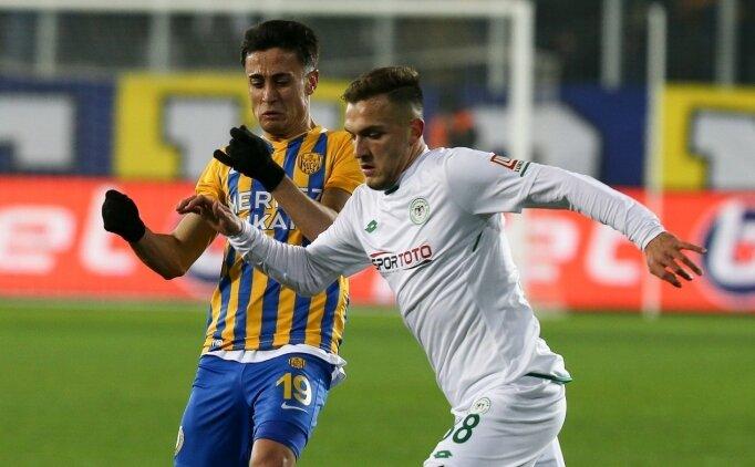 Konyaspor, 90+2'de hayata döndü