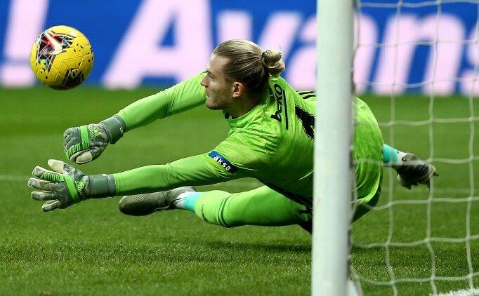 Beşiktaş'ta Loris Karius'un bileti kesildi