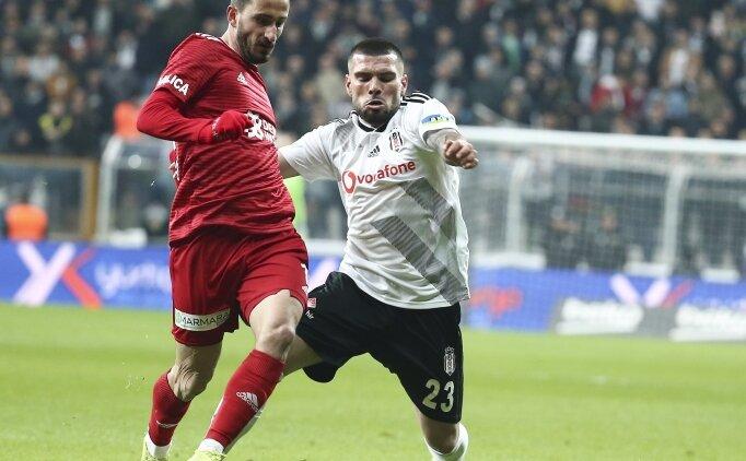 Beşiktaş'ta Pedro Rebocho sürprizi
