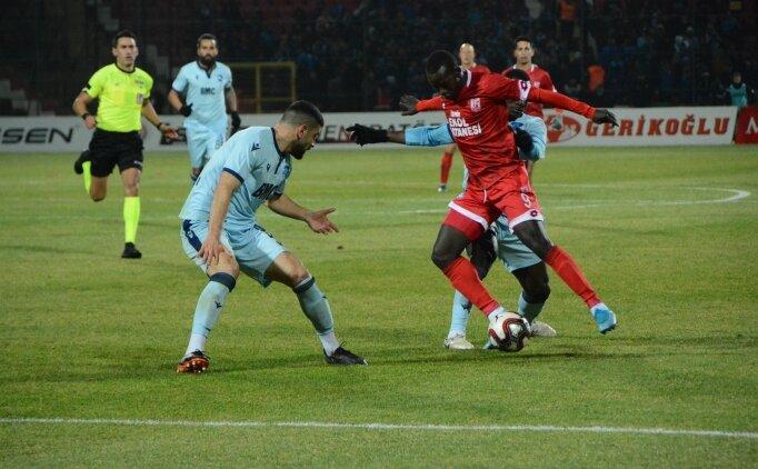 Adana Demirspor, deplasmanda patladı!