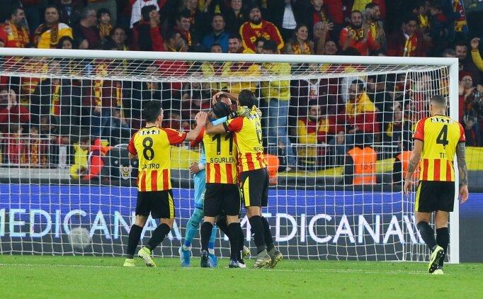 Göztepe'de sevinç hakim: 'Bu stattaki ilk maçı kazanmak...'
