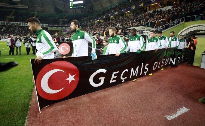 Konyaspor'dan taraftarlara birlik çağrısı!