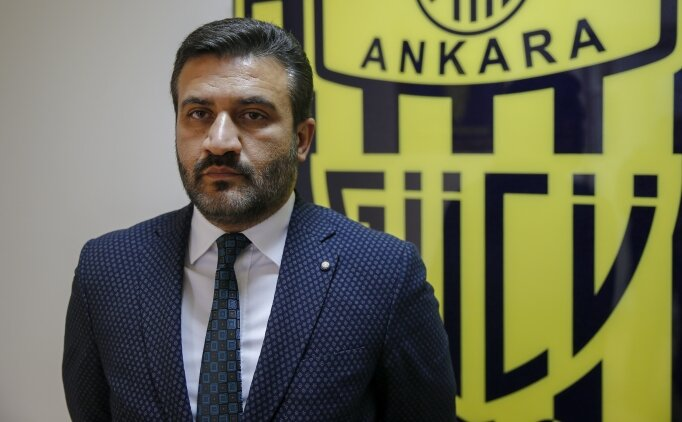 Ankaragücü'nden transfer açıklaması; 'Yasak kalkacak'