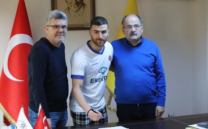 Ekol Göz Menemenspor'dan 4 transfer