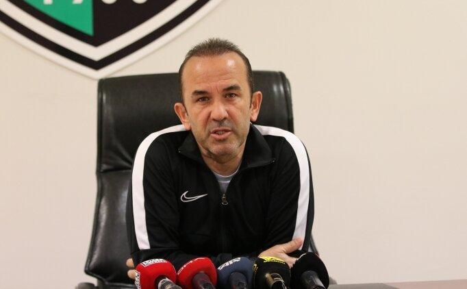 Mehmet Özdilek: '4 transferimiz bizi müthiş etkileyecek'