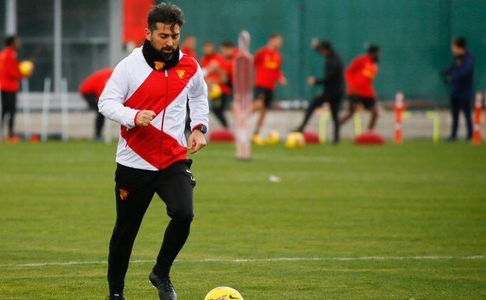 'Beşiktaş maçı bizim için geride kaldı'