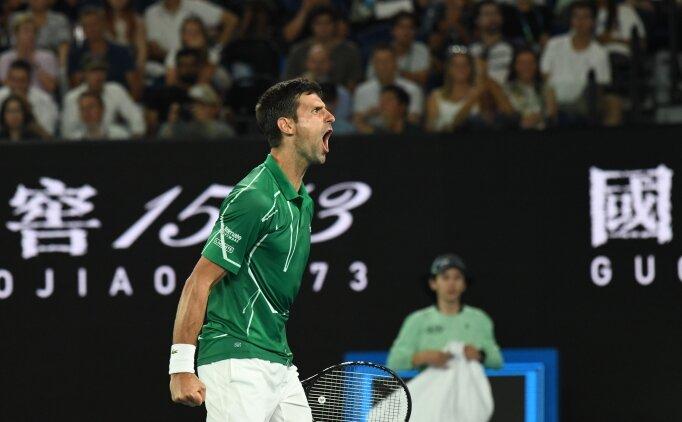 Avustralya Açık'ta zafer Djokovic'in!