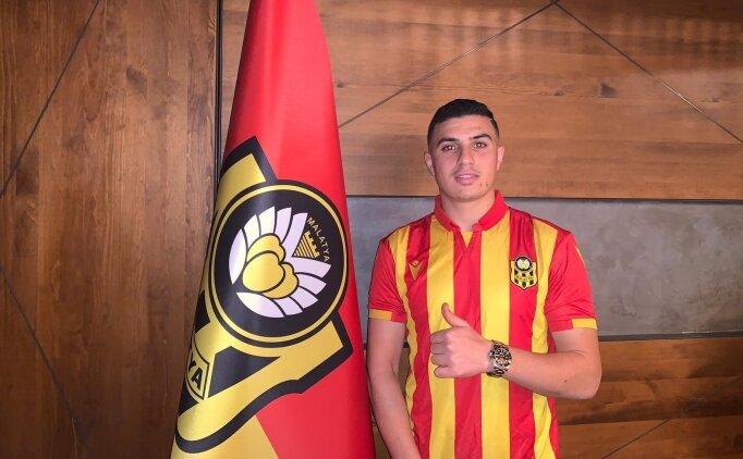 BtcTurk Yeni Malatyaspor, Karim Hafez'i transfer etti