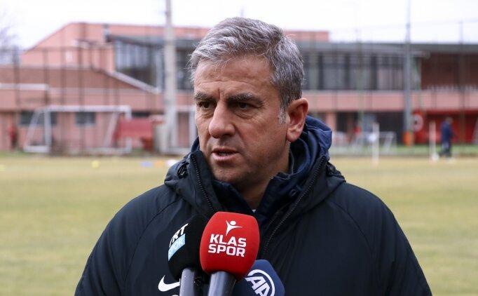 Hamza Hamzaoğlu: 'Bizim için bu hafta da kolay bir maç olmayacak'