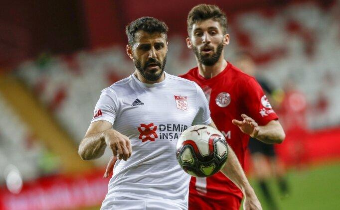 Sivasspor, kupada 10 kişiyle avantajı vermedi