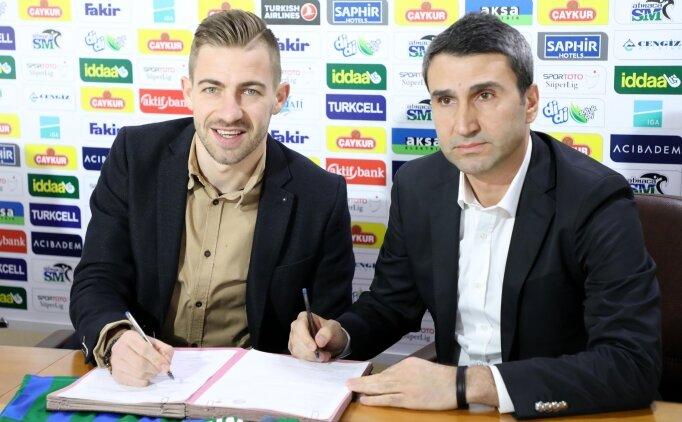 Çaykur Rizespor, Melnjak'ın sözleşmesini uzattı