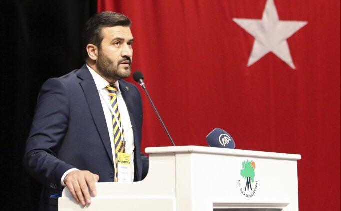 Fatih Mert: 'En büyük hedefimiz tabii ki bu takımı ligde tutmak'