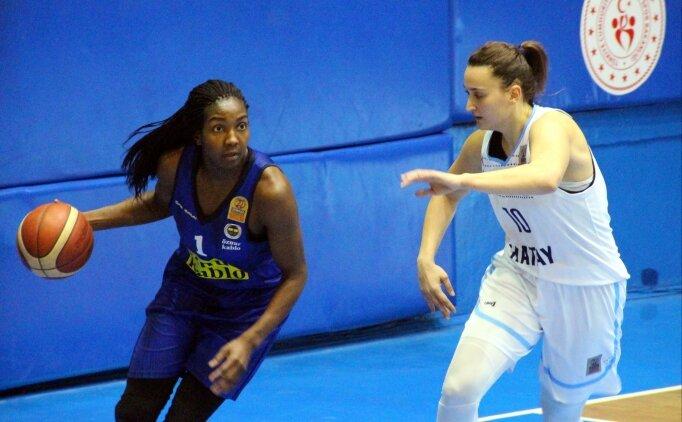Fenerbahçe Öznur Kablo, 41 sayılık farkla kazandı