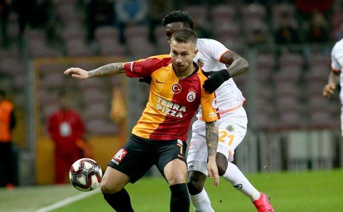 Galatasaray'da alkışlar Adem Büyük'e