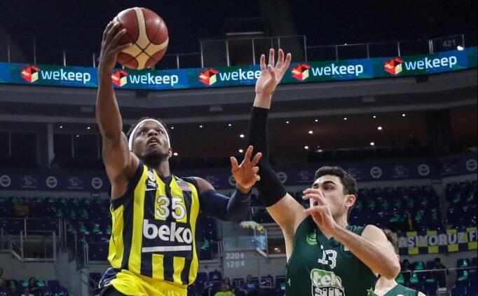 Fenerbahçe Beko, Türkiye Kupası'nda yarı finalde!