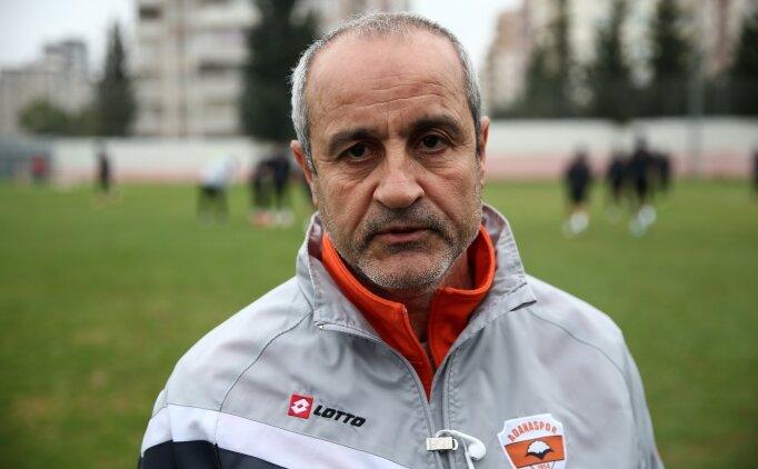 Adanaspor'da alt sıralardan kurtulma hesapları yapılıyor