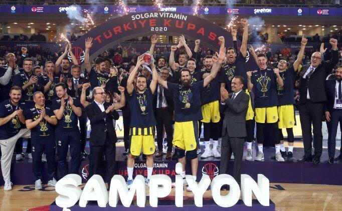Türkiye Kupası, Fenerbahçe'nin!